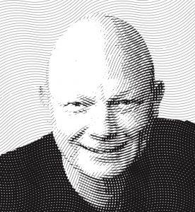 Lars Lindskov, pressefotograf, formand for Pressefotografforbundet og stedfortræder for Lene Sarup.